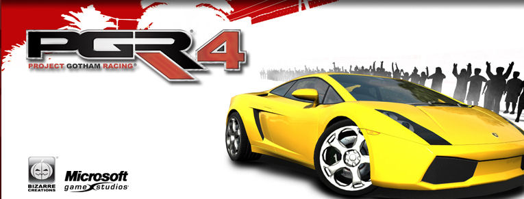 Project Gotham Racing on XBOX 360